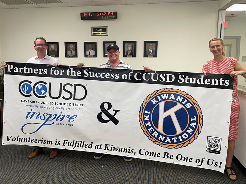 Kiwanis Club of Carefree & CCUSD